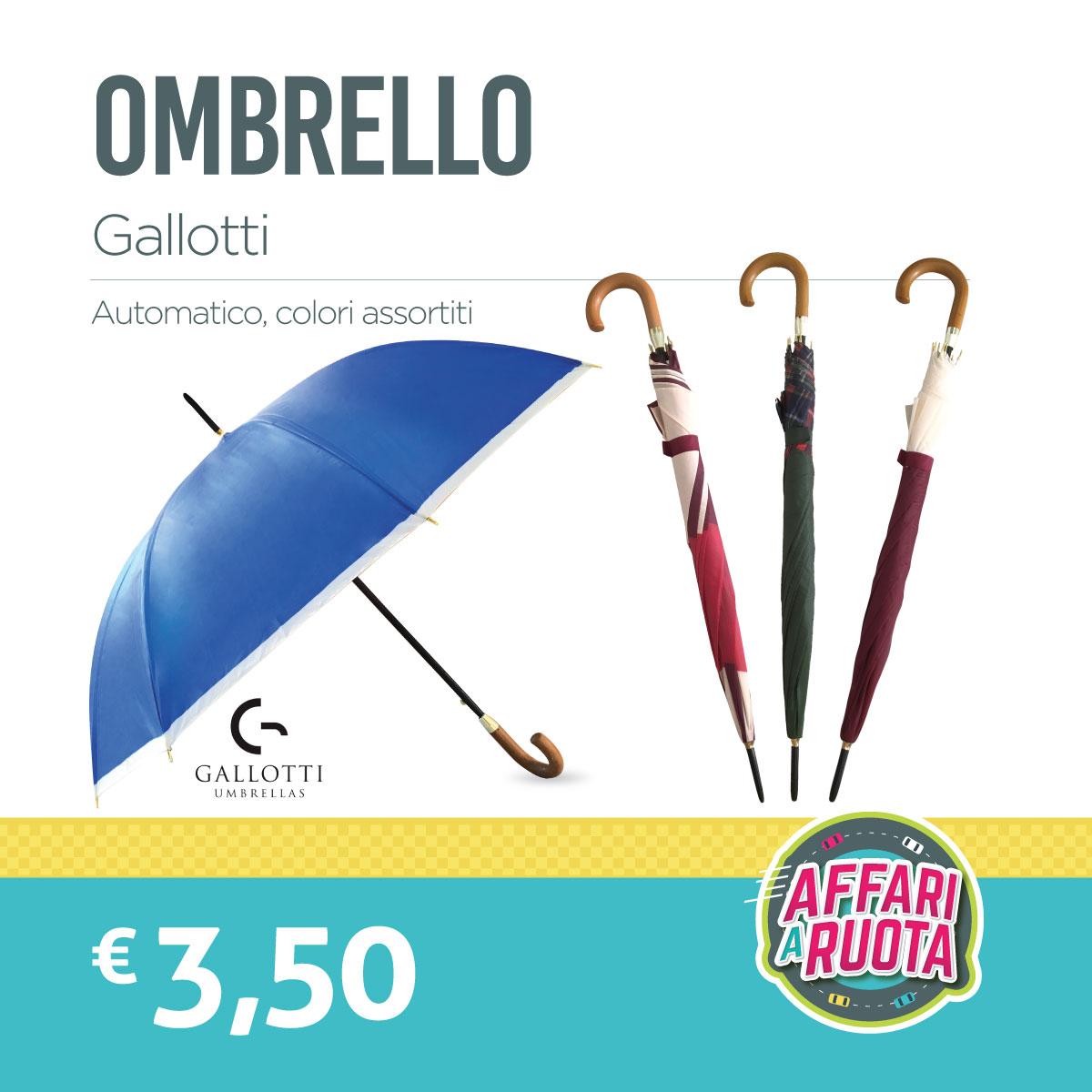 Ombrello Gallotti