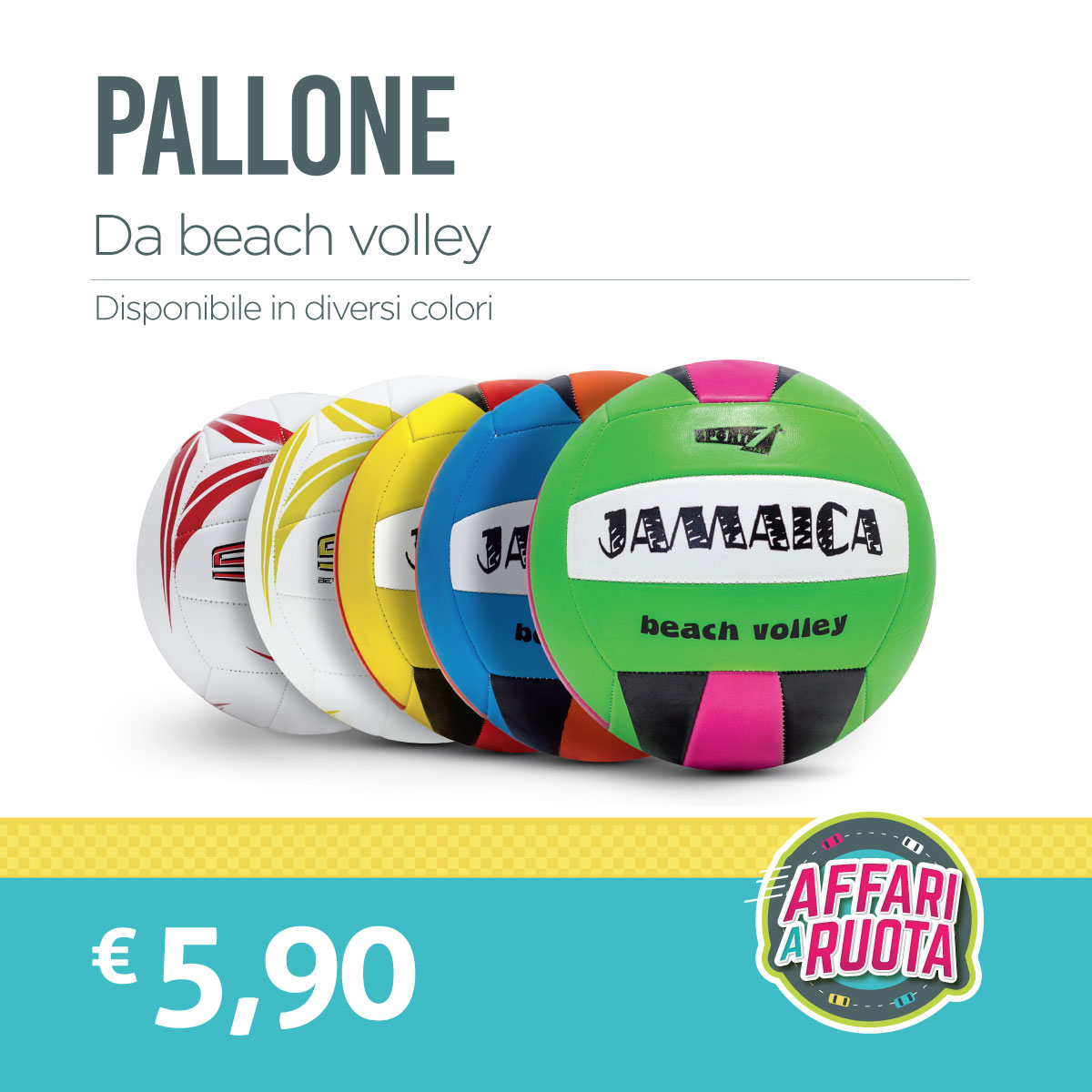 Pallone da beach volley