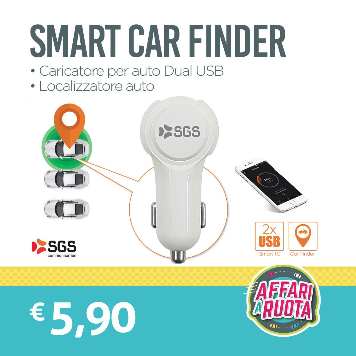 Smart Car Finder