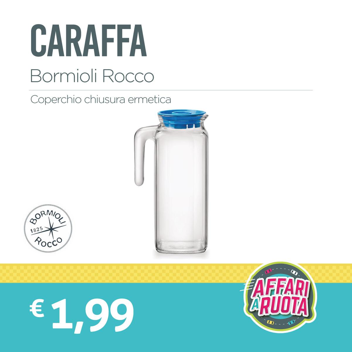 Caraffa Bormioli Rocco