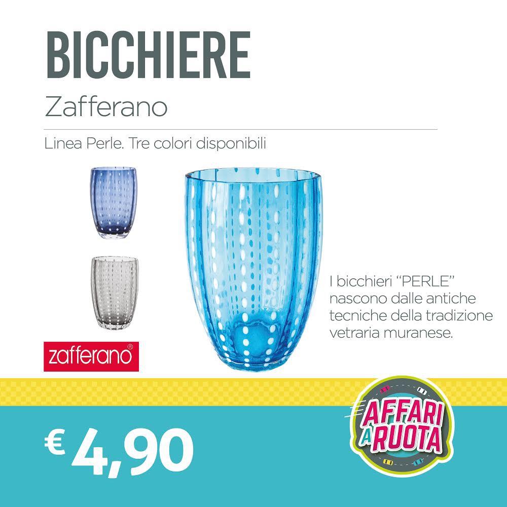 Bicchiere Zafferano